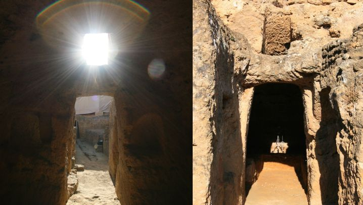 Rätselhaftes Grab: Vom Stier zum Elefanten