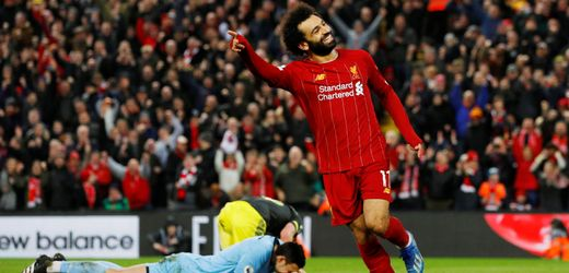 Premier League: Liverpool celebrate 16th win in a row - ENGLISH FOOTBALL 1