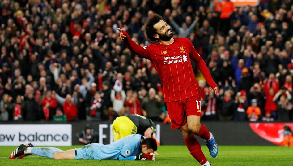 Champions League Halbfinale Fc Liverpool Gelingt Das Wunder Gegen