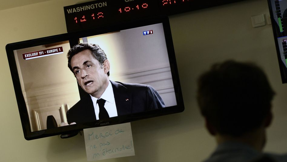 After several years out of the limelight, Nicolas Sarkozy is once again everywhere.