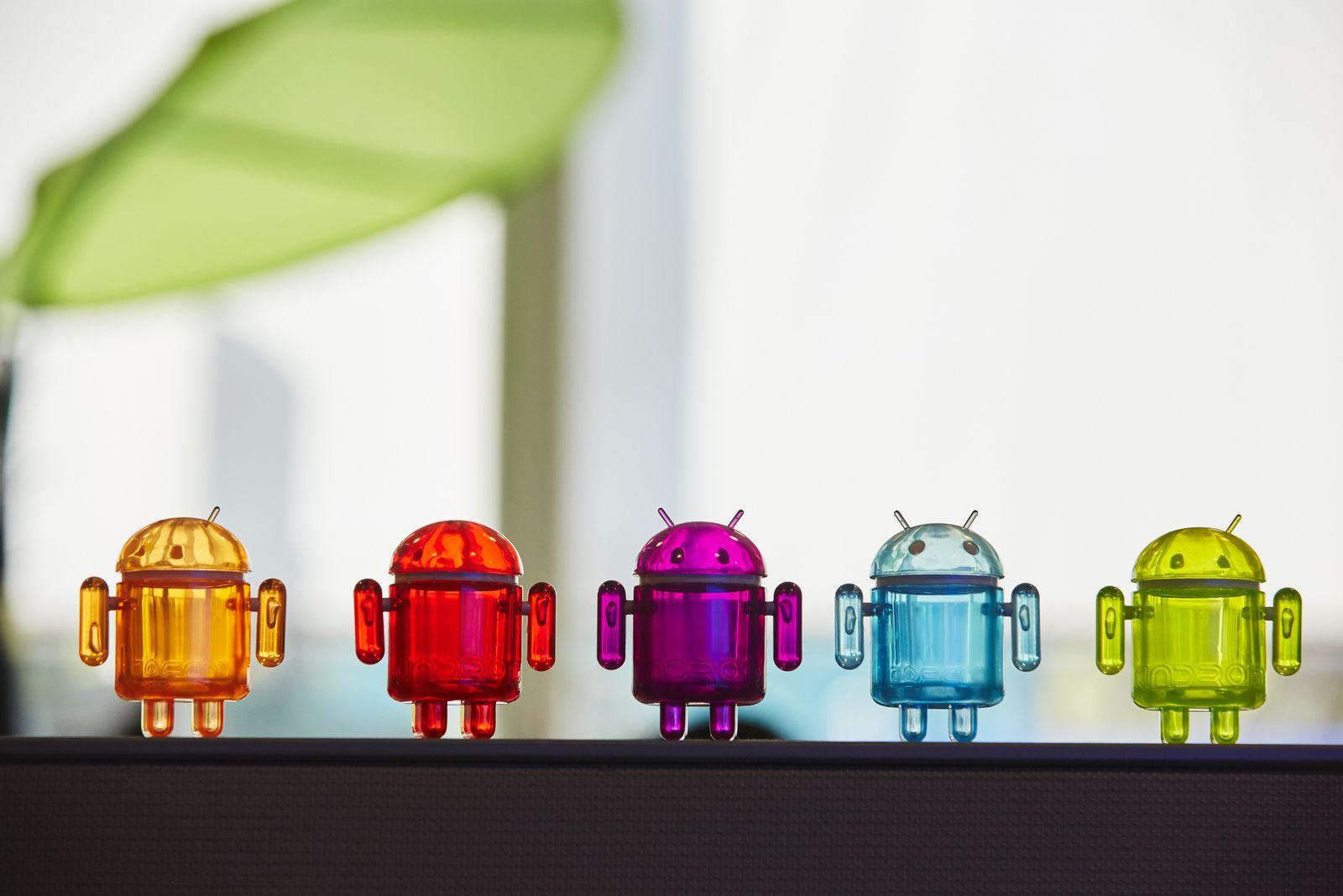 EINMALIGE VERWENDUNG Android