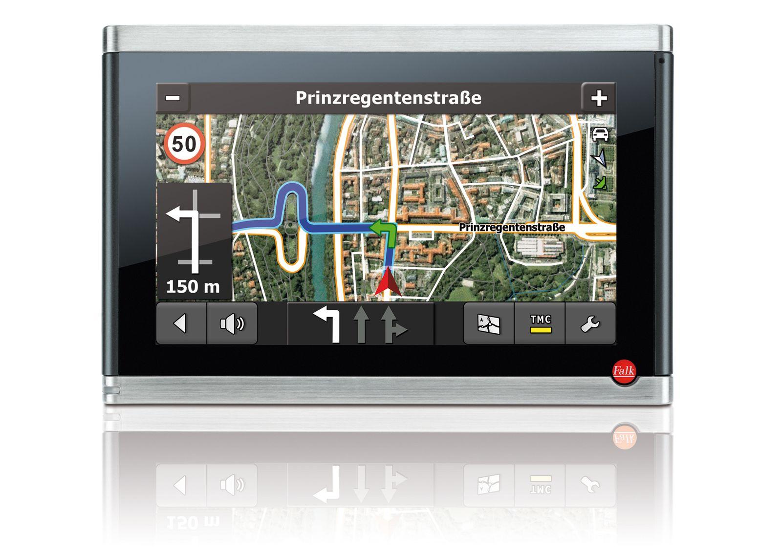 GPS / Navigation / Falk