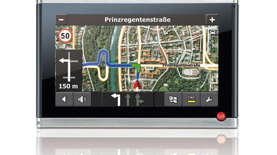 PKW-Navigationsgerät: Angst vor GPS-Chaos