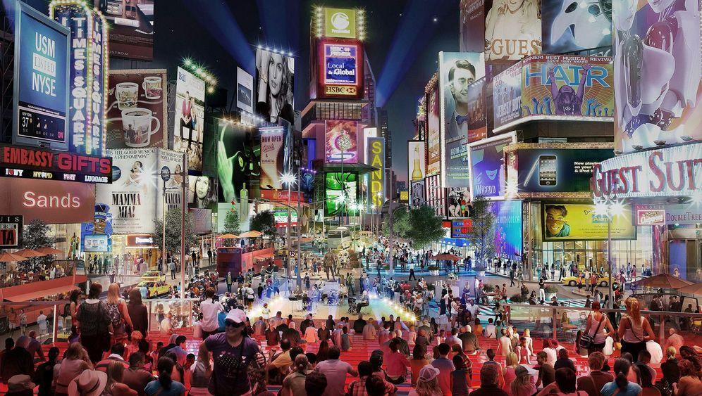 """Doch kein """"Eurovegas"""": So sollte die Glücksspielstadt aussehen"""