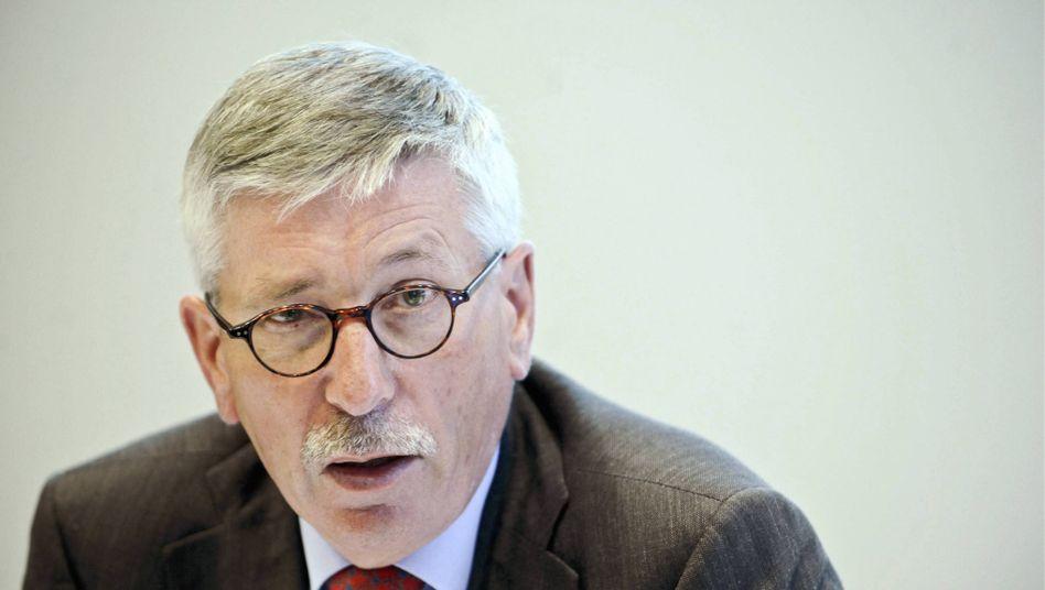 Bundesbanker Thilo Sarrazin: Entmachtung durch die Vorstandskollegen