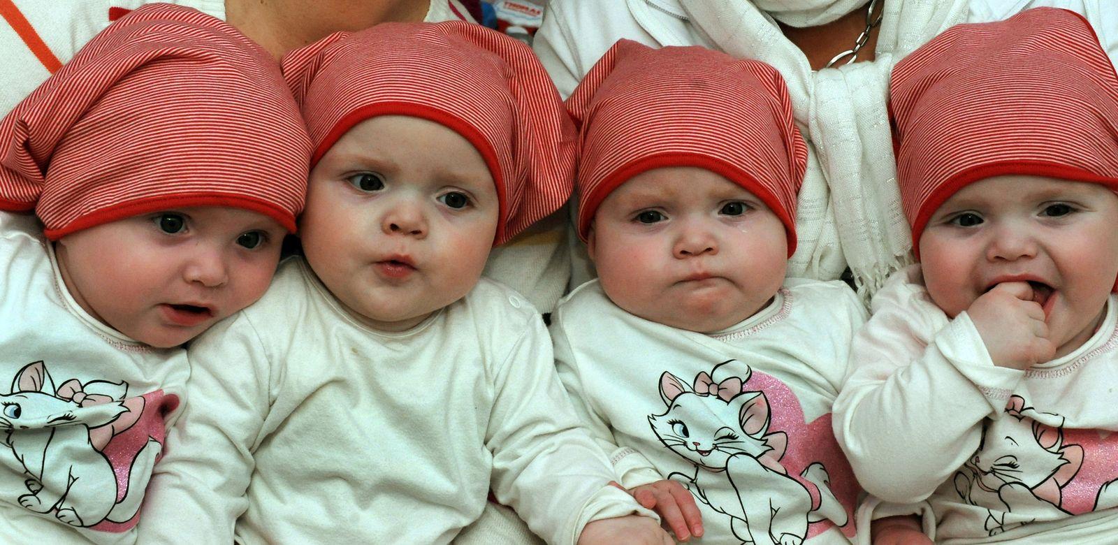 Mehrlingskinder / Zwillinge