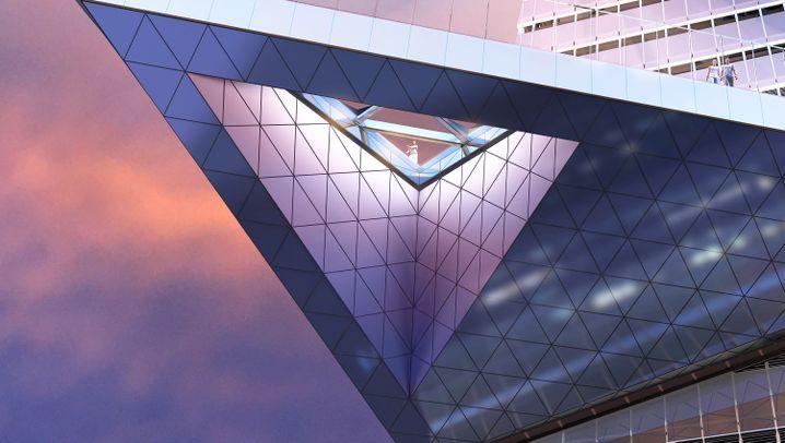 Aussichtsplattformen mit Glasboden: Achtung, Durchblick!