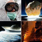 Seuchen, Brände, Kometeneinschläge: Forscher beraten in Oxford, woran die Welt zugrunde gehen wird