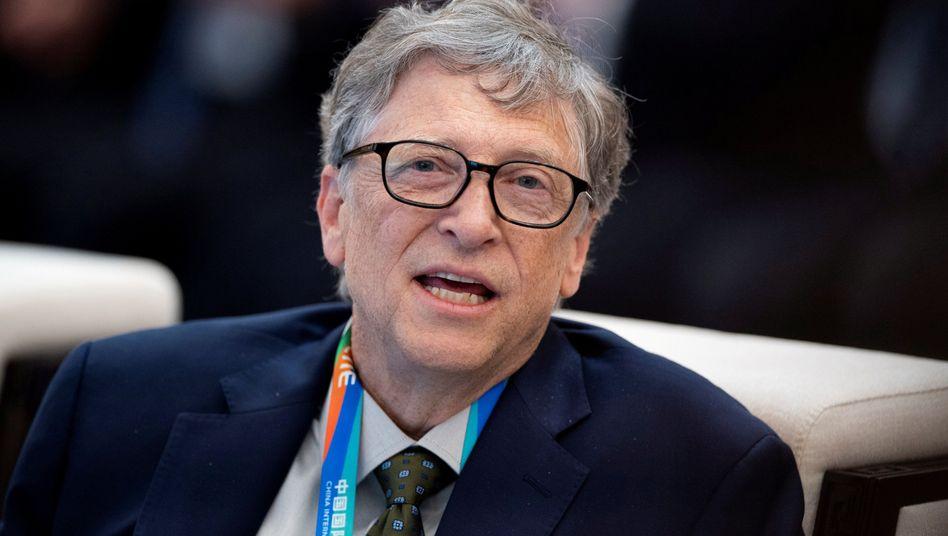 Microsoft-Mitbegründer Bill Gates