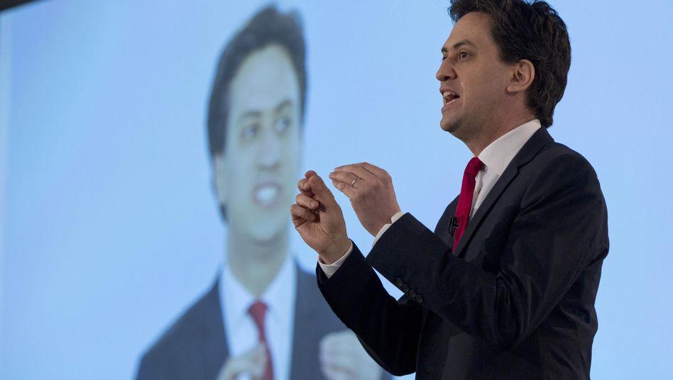 Oppositionsmann Miliband: Kein Anlass für EU-Referendum in Sicht