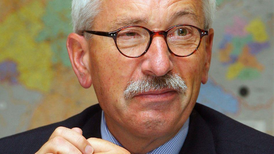 Former Berlin Finance Minister Thilo Sarrazin