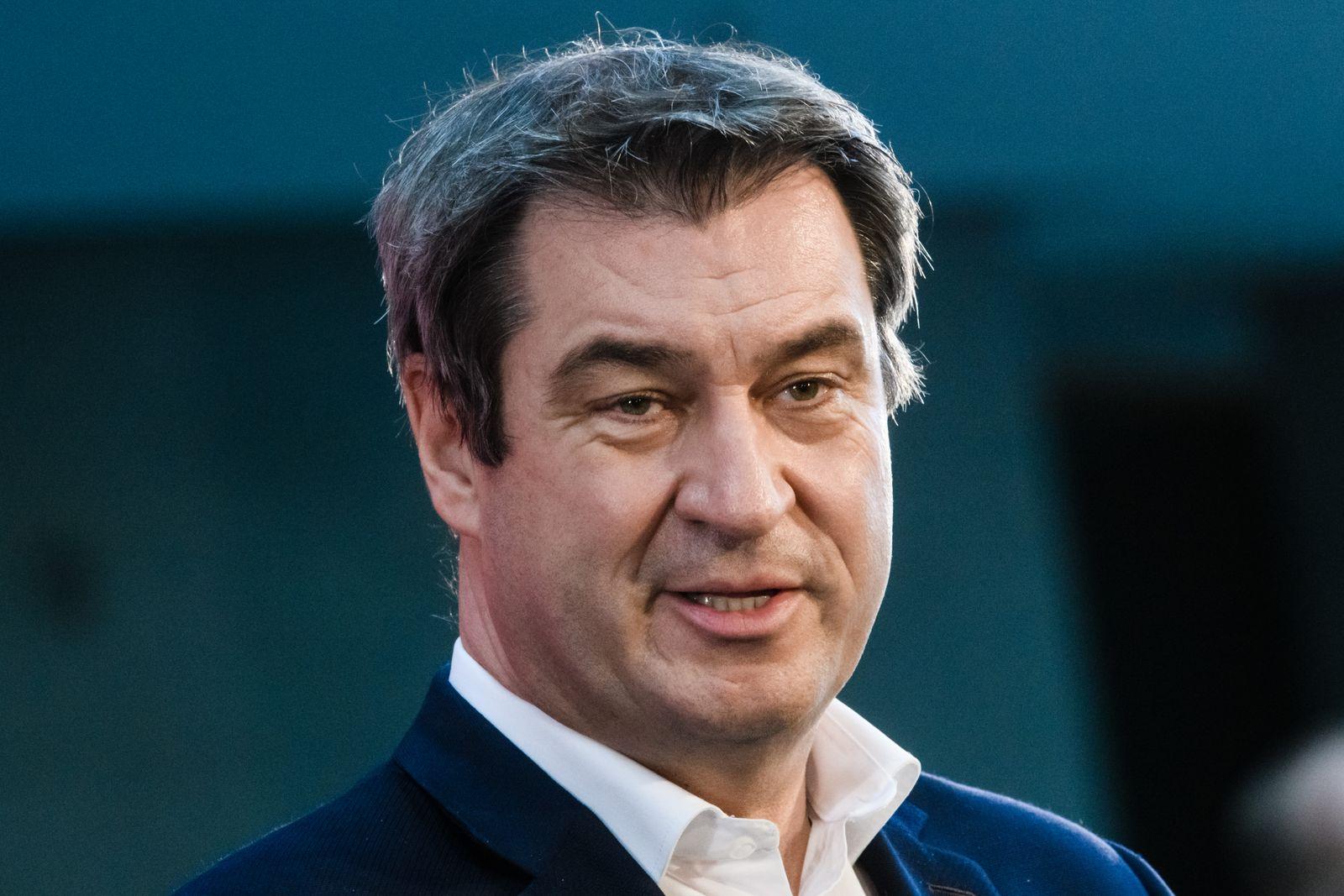 CDU/CSU Meet As Chancellor Candidacy Question Lingers
