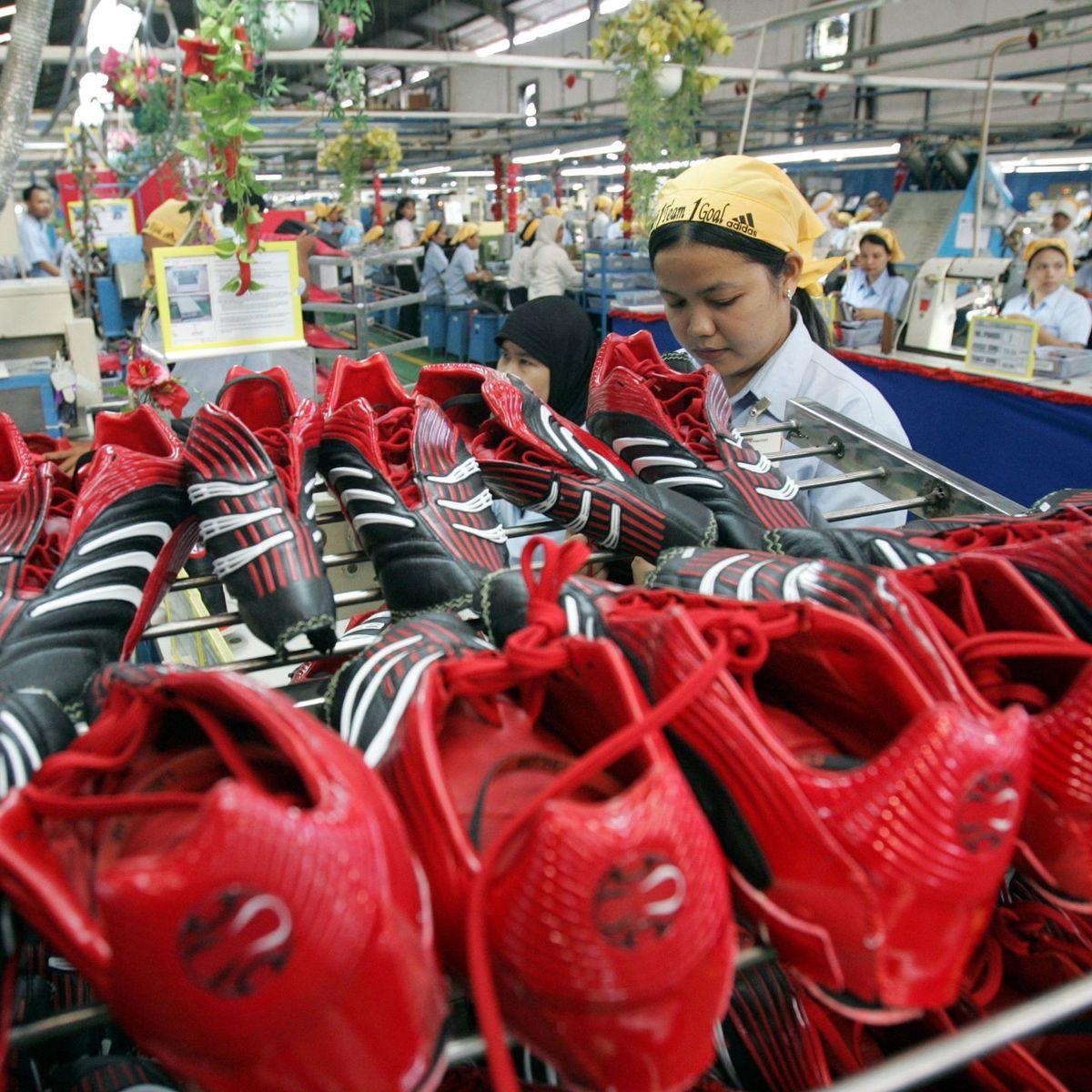 Adidas Kinderarbeit