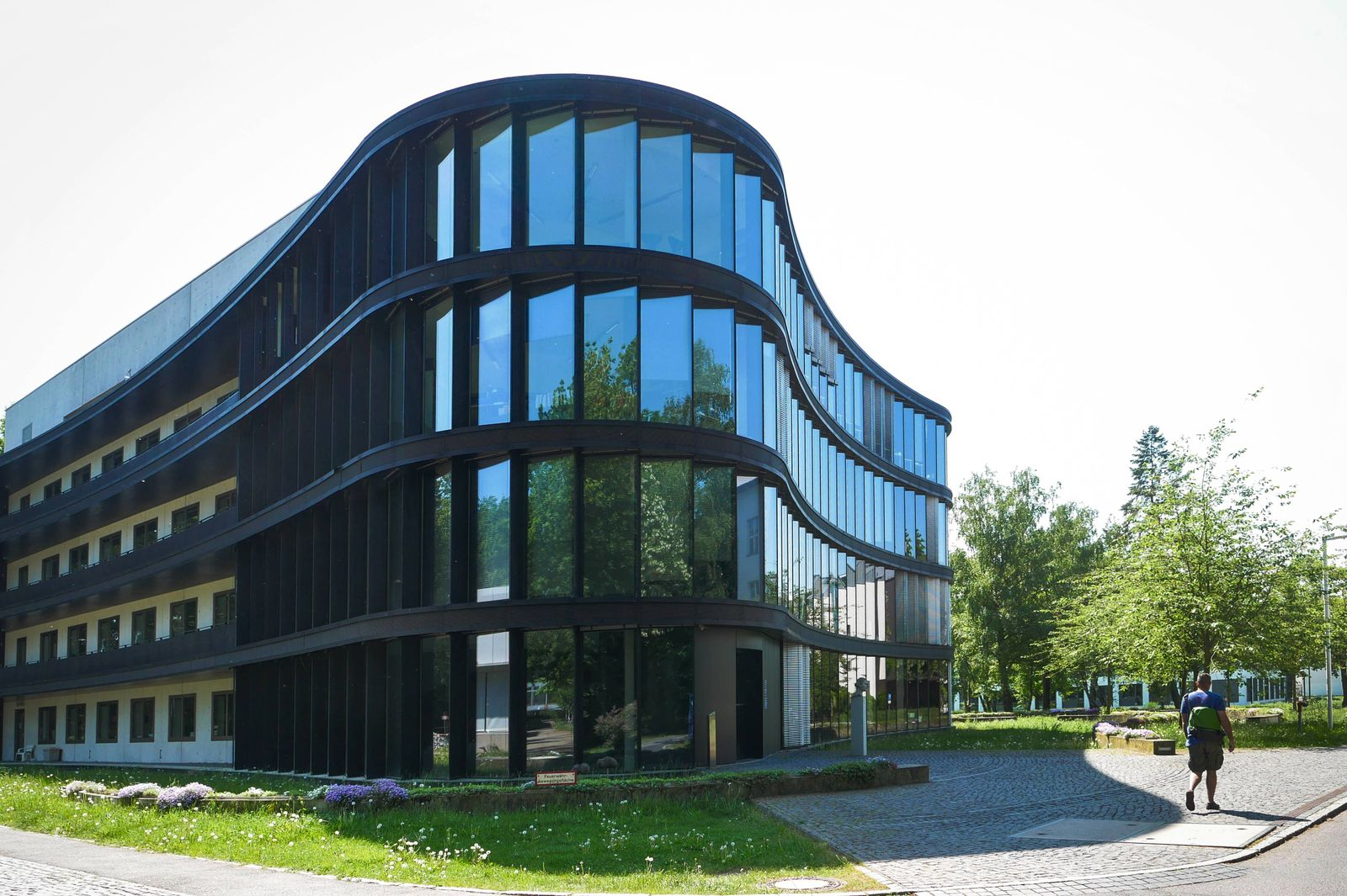 EINMALIGE VERWENDUNG Max-Delbrück-Zentrum Berlin