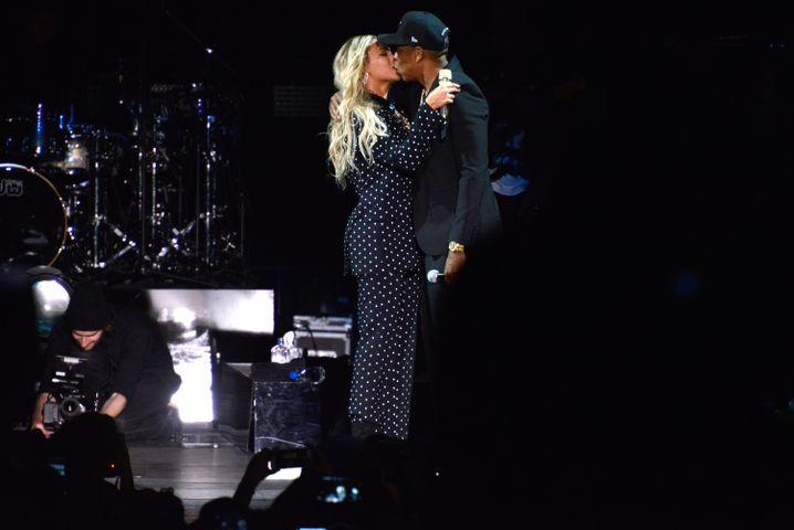 Künstlerpaar: Beyoncé und Jaz-Z