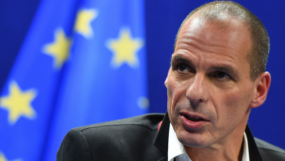 "Griechenlands Finanzminister Varoufakis: ""Erste Liste"""