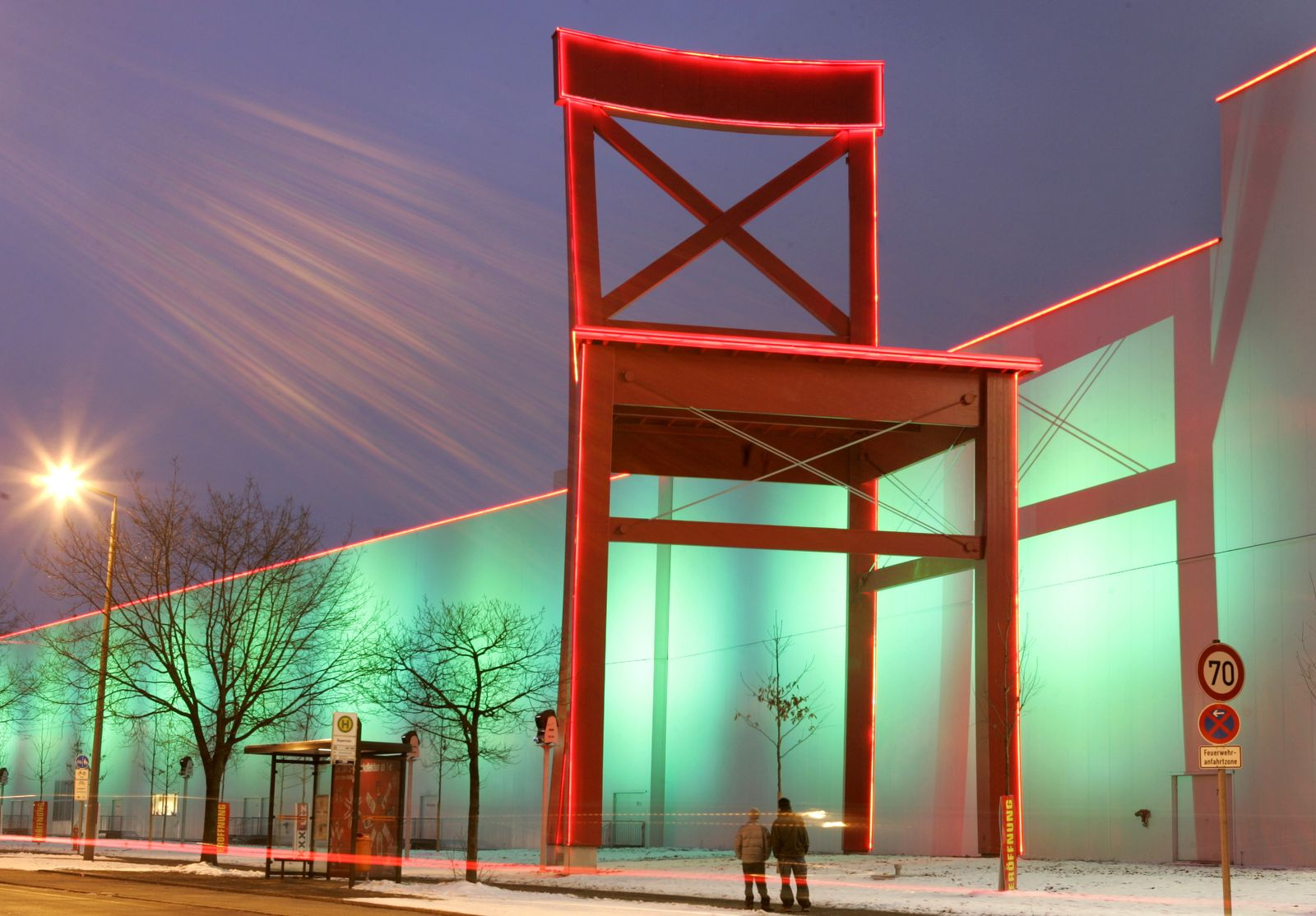 Möbelhaus XXXLutz/ Filiale Nürnberg