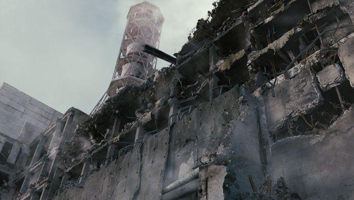 Der Tschernobyl-Schock: Ein AKW explodiert