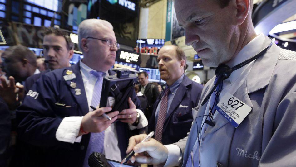"""New Yorker Börse: """"Erhebliche Veränderung im Anlagemarkt"""""""