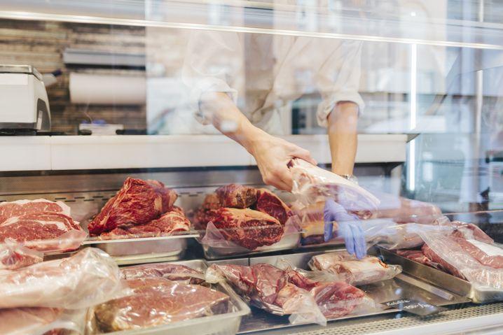 Fleisch vom Metzger: Nur zu Ostern oder Weihnachten