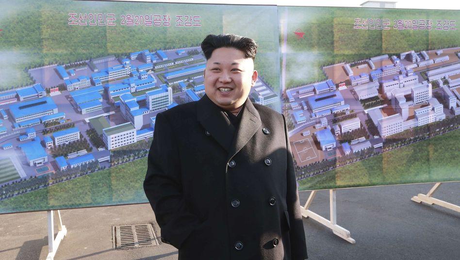 Hoffnung auf Annäherung: Kim Jong Un bereit zum Gipfel mit Südkorea