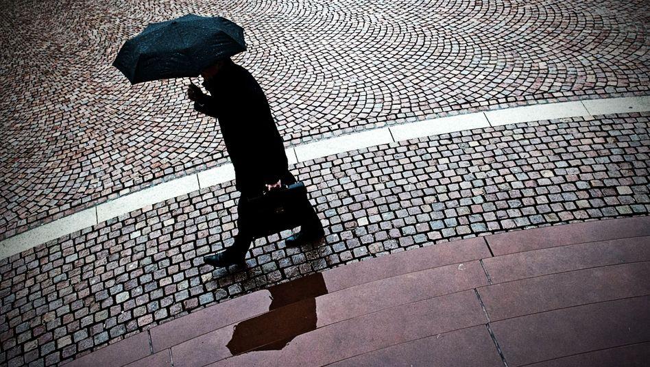 Gedanken über den Suizid: Möglicherweise spielt auch das Erbgut eine Rolle