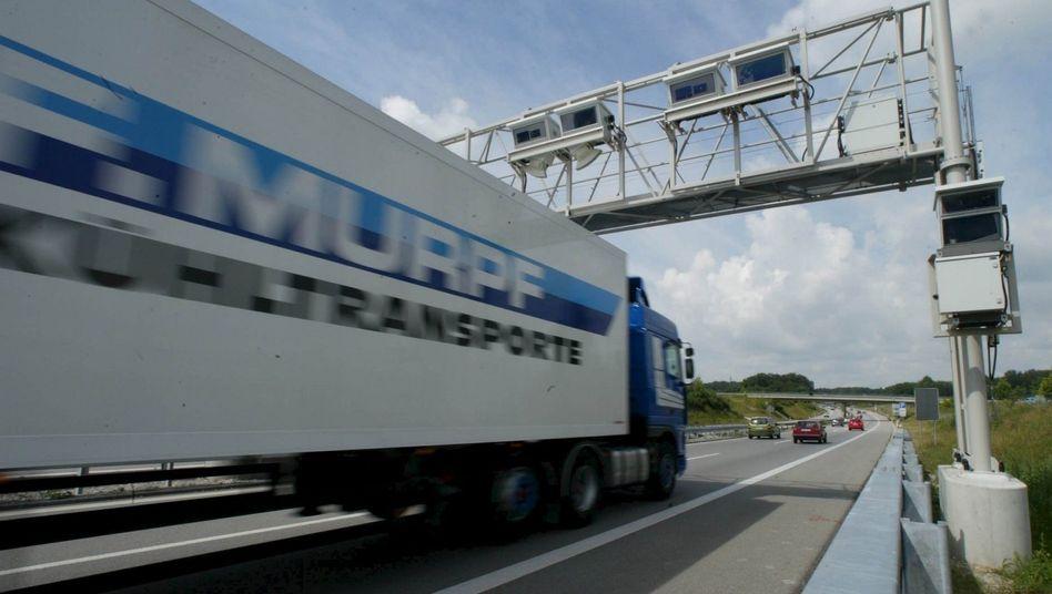 """Toll-Collect-Kontrollbrücke: """"Vergaberechtlich risikobehaftet"""""""