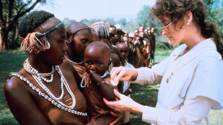 """Filmszene aus """"Jenseits von Afrika"""": Neuer Optimismus"""