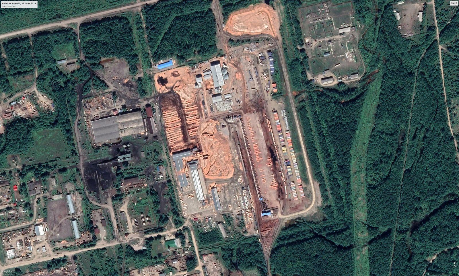Holzskandal Rußland