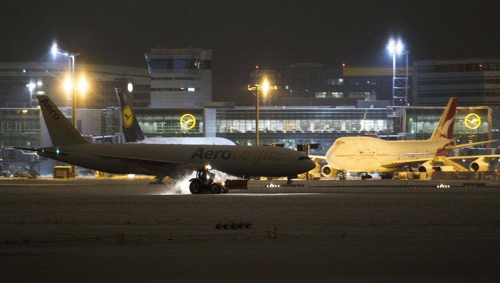 Winterwetter: Europaweit Ärger für Reisende