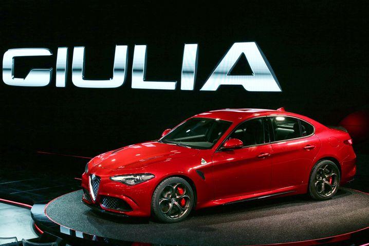 Alfa Romeo Giulia: Neuer Hoffnungsträger der Italiener