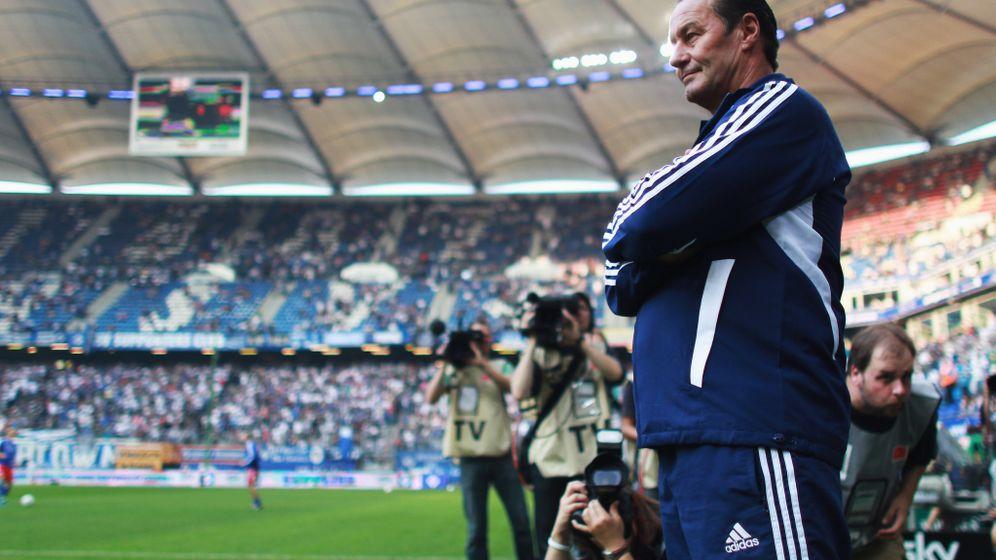 Schalke-Sieg gegen den HSV: Huub Stevens triumphiert in Hamburg