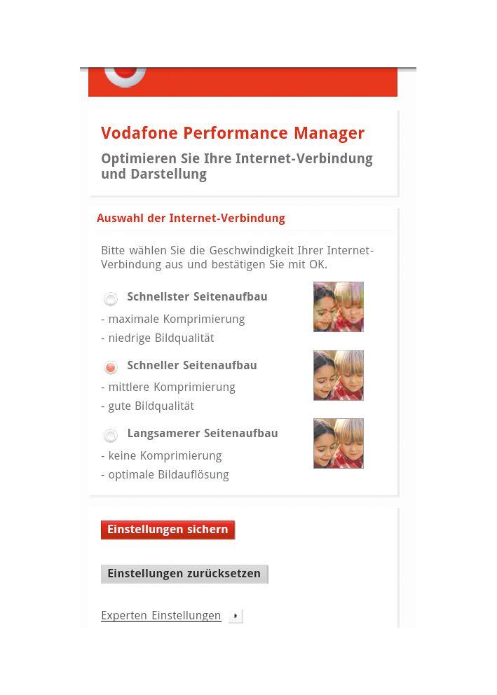 Vodafone-Proxy: Bei T-Mobile und Vodafone kann man Fotos komprimieren lassen