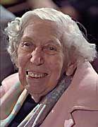 Der Nobelpreis blieb ihr verwehrt: Autorin Welty (1992)