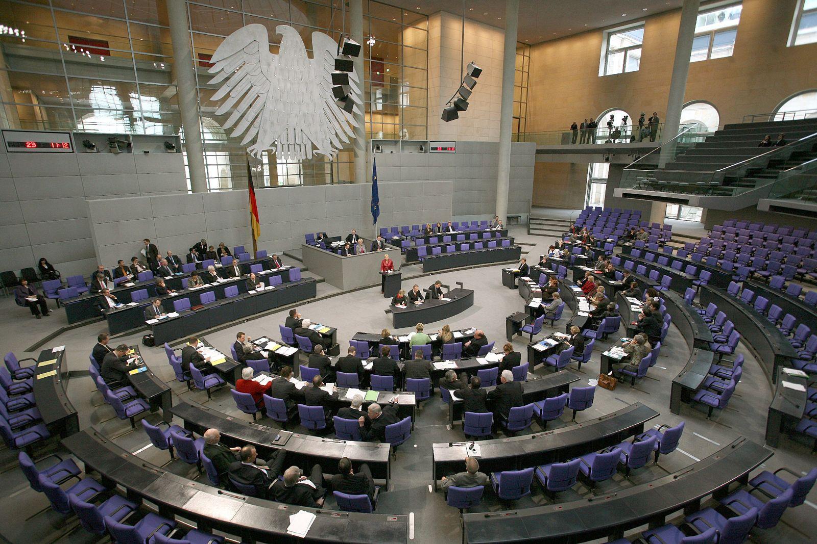 Bundestag - Schmidt