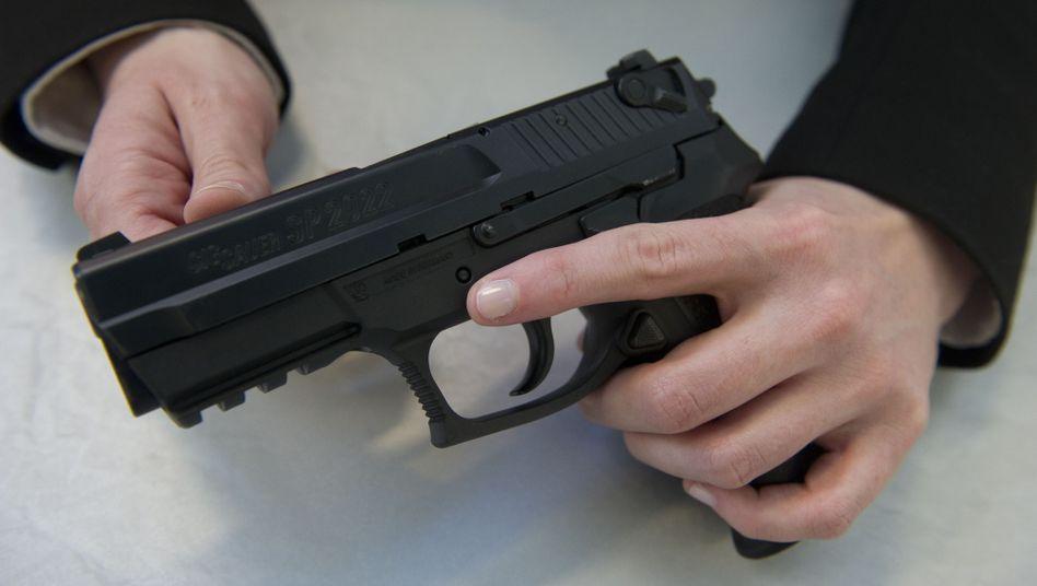 Sig-Sauer-Pistole SP 2022