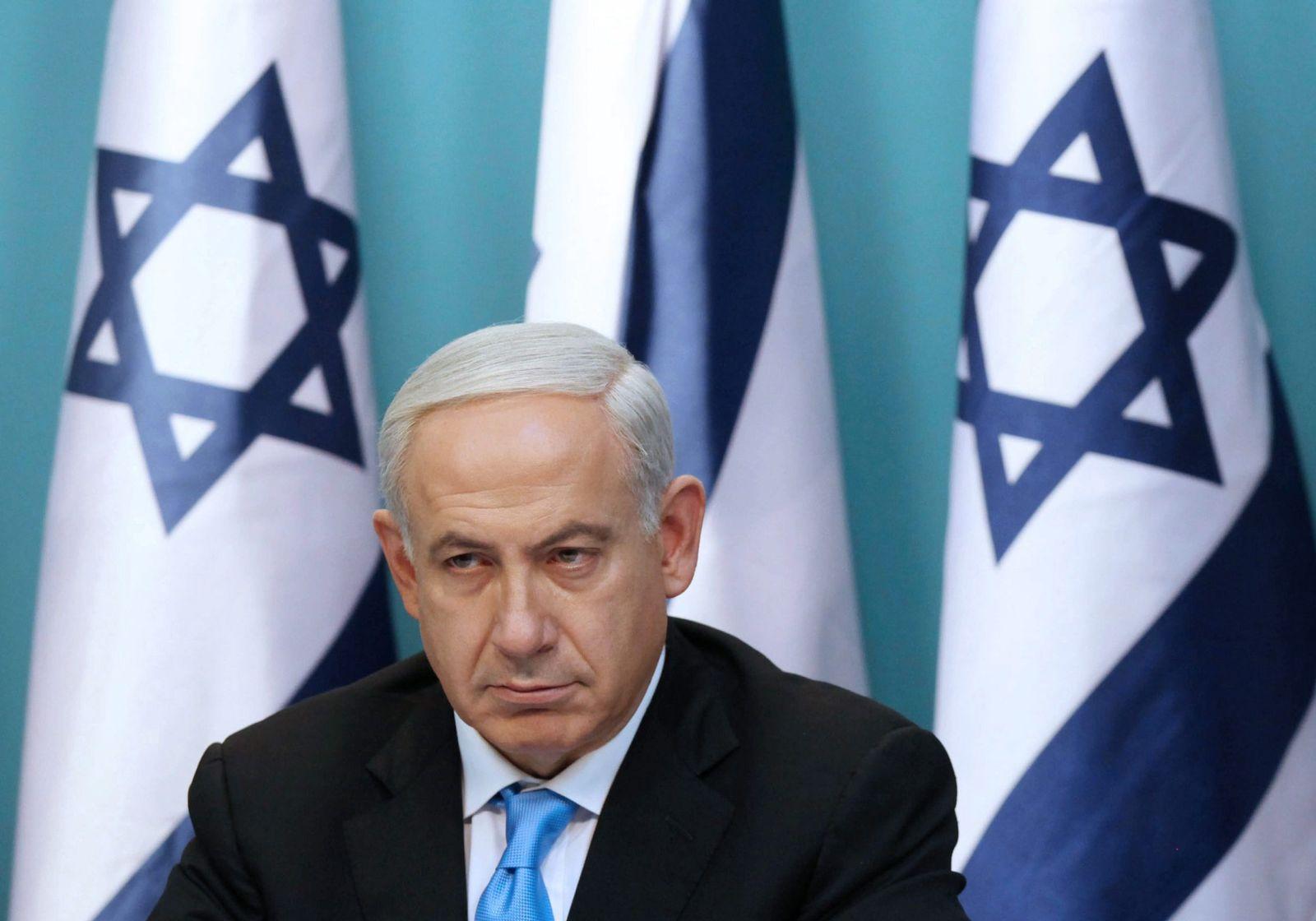 Benjamin Netanjahu Israel