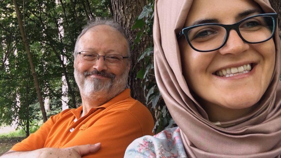 Paar Khashoggi, Cengiz 2018: »Filme können Dinge verändern«