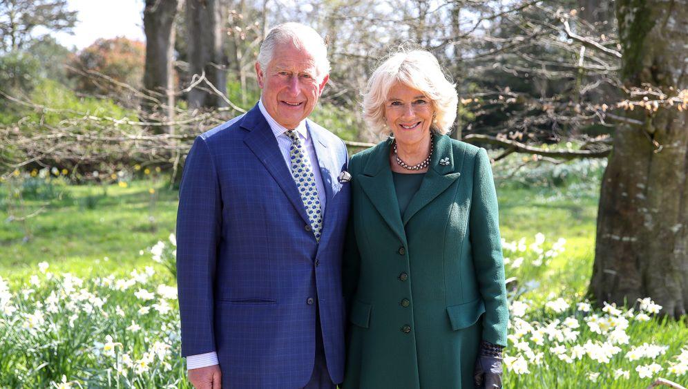 Prinz Charles und Camilla in Deutschland: Royale Stippvisite