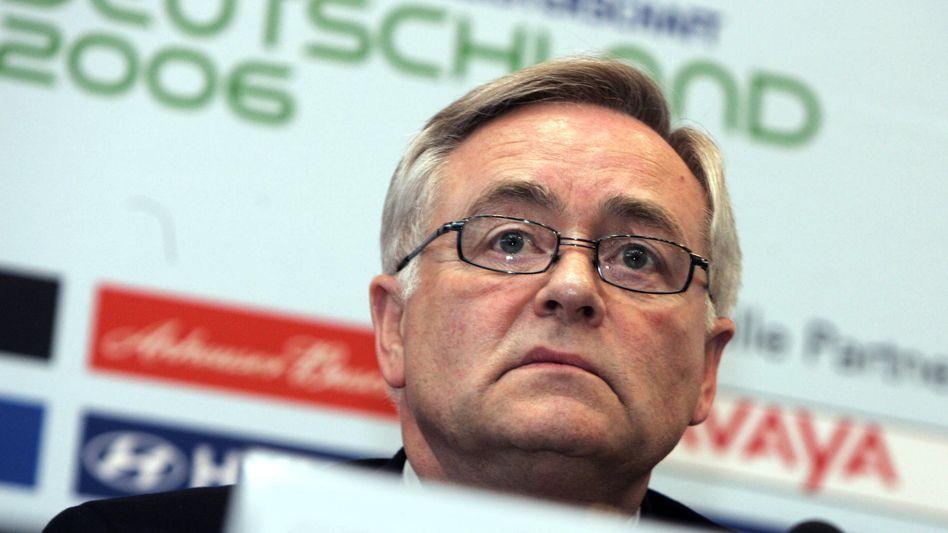"Ehemaliger OK-Vize Schmidt: ""erst 2004 erfahren"""