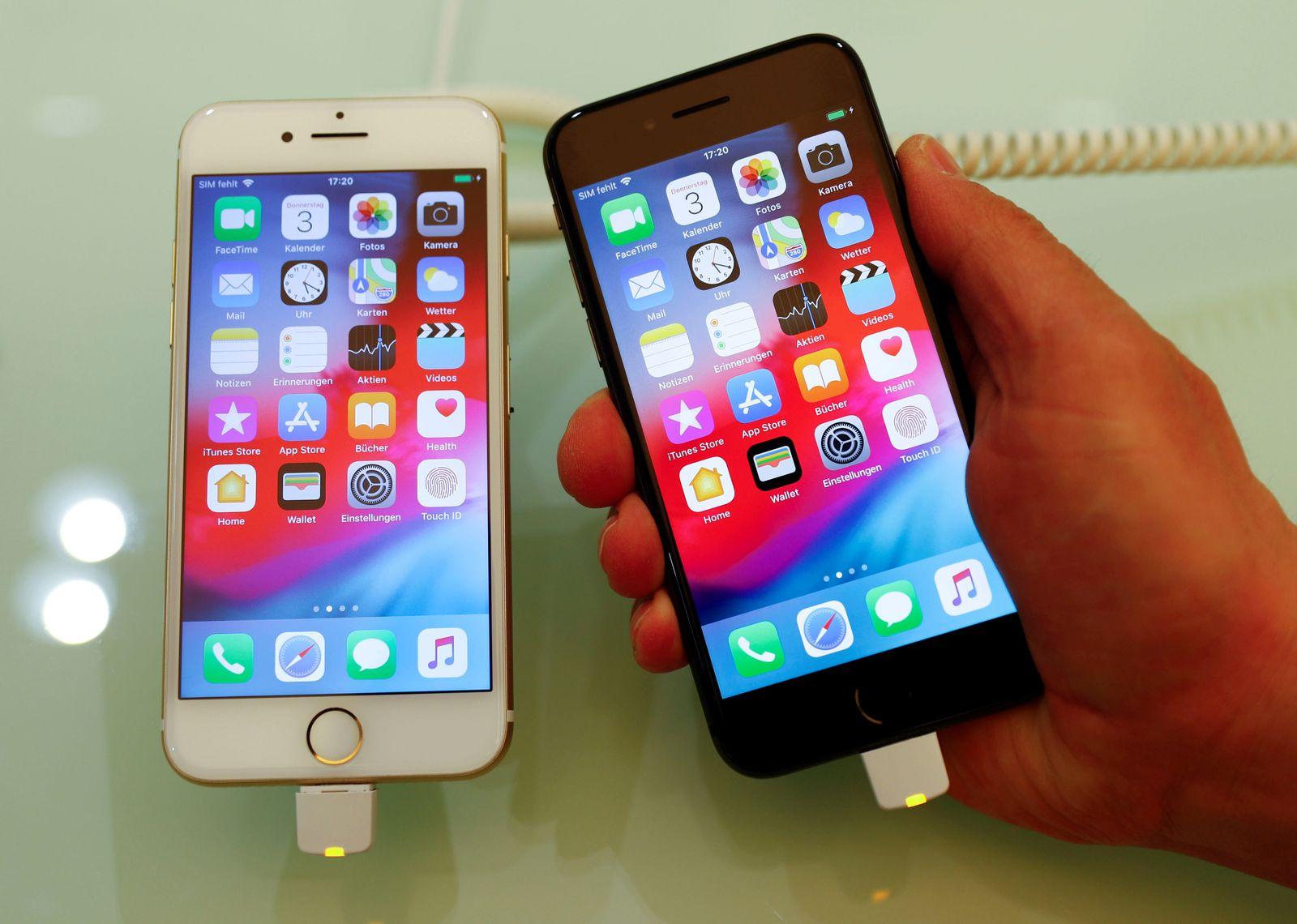 iPhone 7 und 8