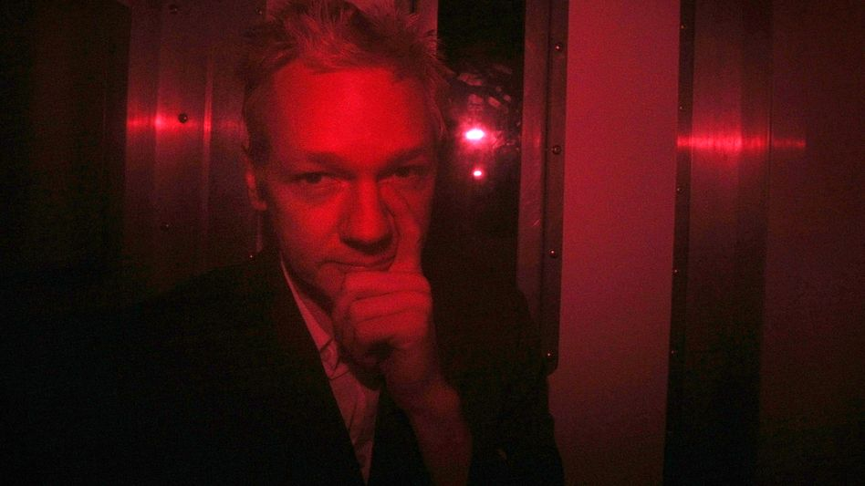 WikiLeaks-Chef: Assange greift Finanzdienstleister an