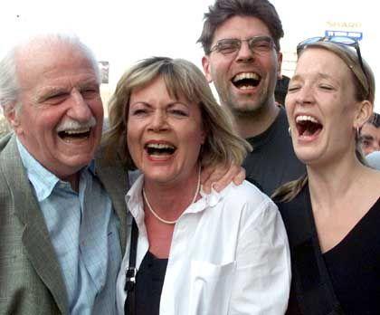 Lachende: Schutz für Blutgefäße und Herz