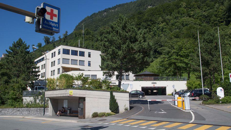 Liechtensteinisches Landesspital (Archivbild)