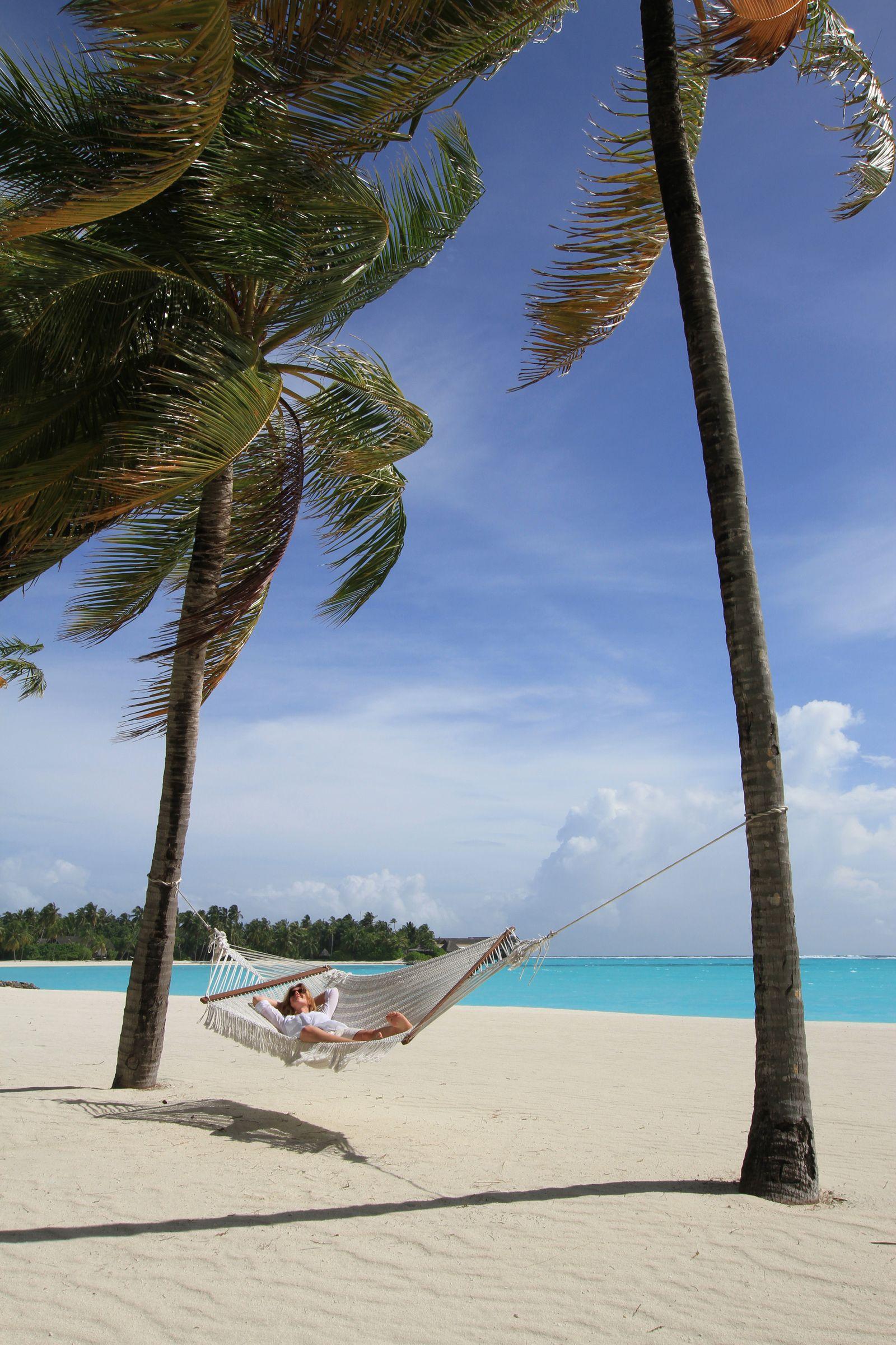 EINMALIGE VERWENDUNG Robinson-Crusoe-Feeling / Malediven / TMN