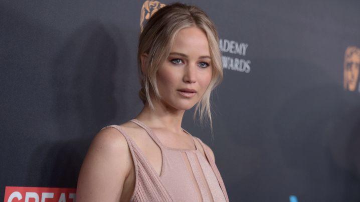 """Jennifer Lawrence: """"Das sind die Gesichter des Hasses"""""""