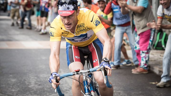 """""""The Program"""": Tour de Lance"""