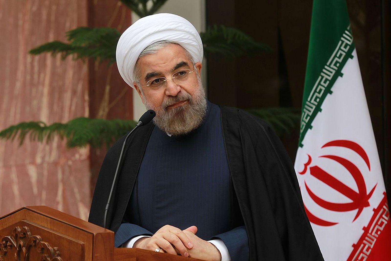 IRAN-NUCLEAR-POLITICS-ROUHANI