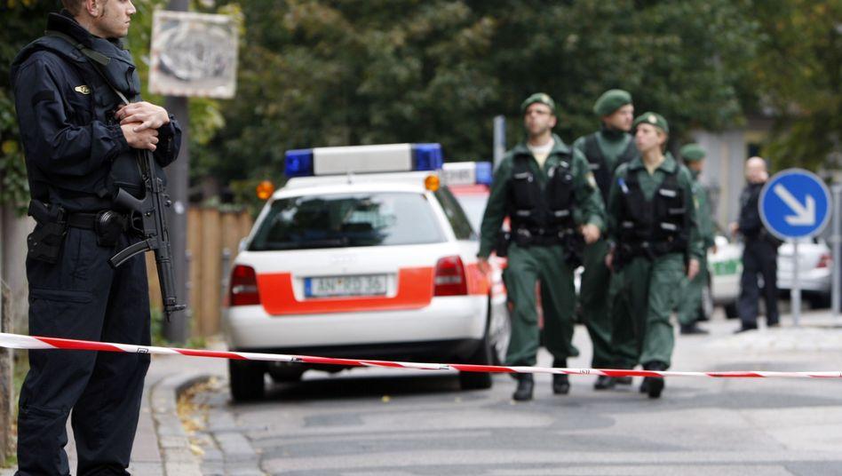 Bluttat an Ansbacher Schule: Amokläufer attackierte Schüler mit Axt und Messern