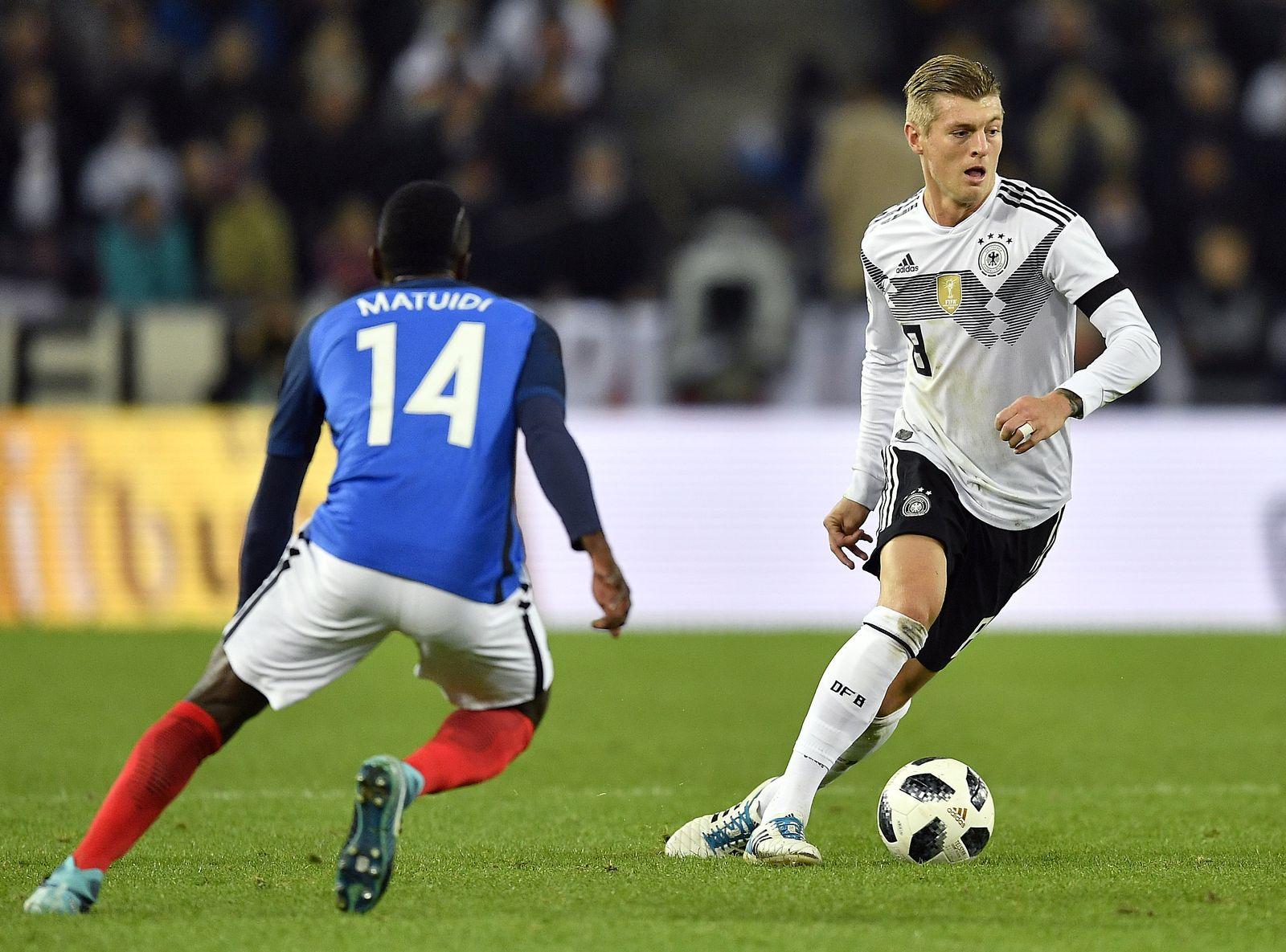 Germany France Soccer